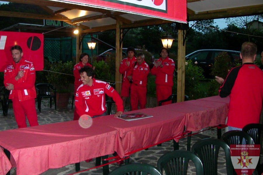 Foto cena Ducati 2004