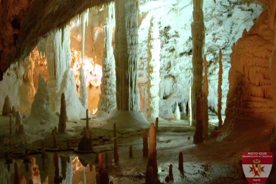 Foto Gita Grotte Frasassi 2004