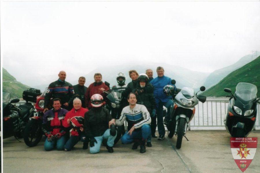 Foto Gita Svizzera 2002