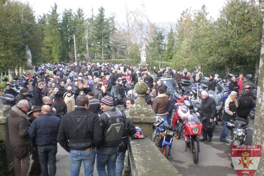 Benedizione moto 2011